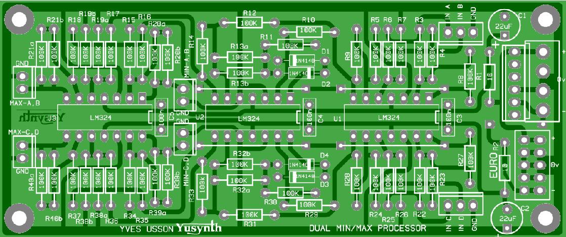 minimaxi voltage processor