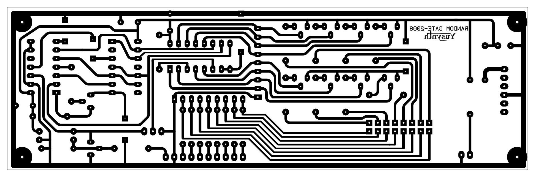Random Gates Board Design The Pcb Guide Printed Circuit Layout