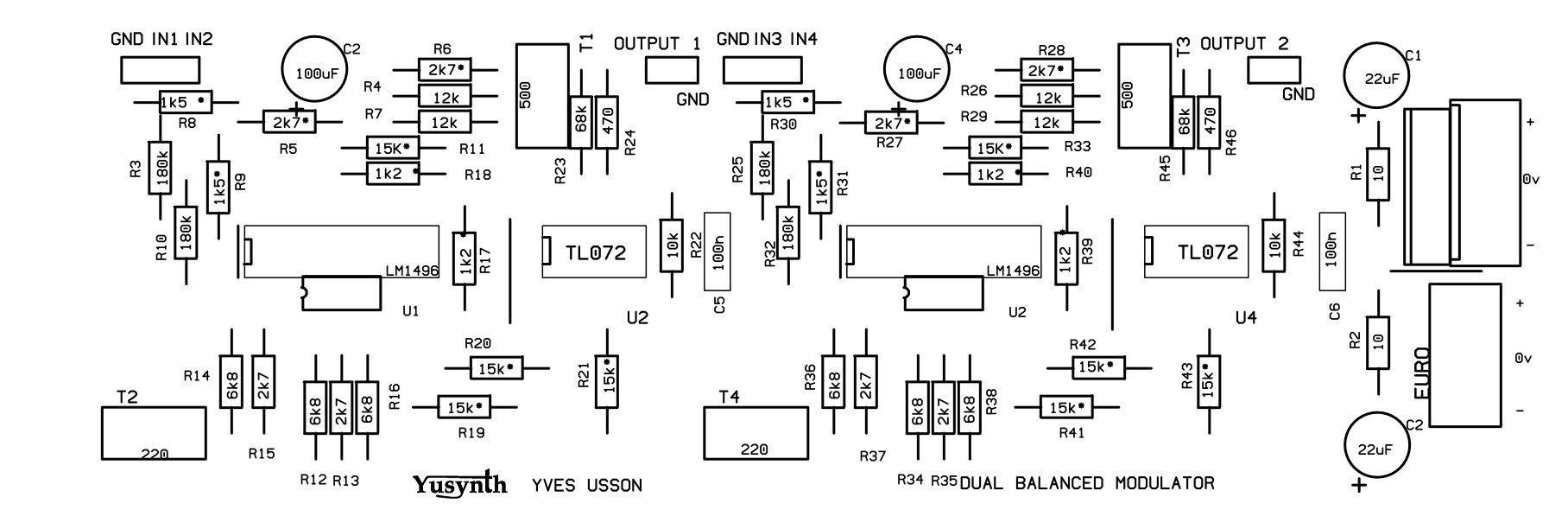 Indexthml Bells Ring Generator Circuit Wiring Diagrams Double Layer Smd Download The Schematic