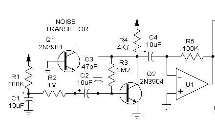 Wildcat-noise-mods Noise Schematic Diagram on